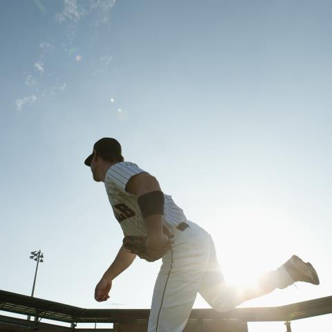 baseball, healthy, training, sports