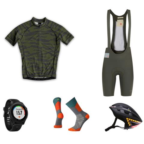 cycling, gear, biking, style, fashion