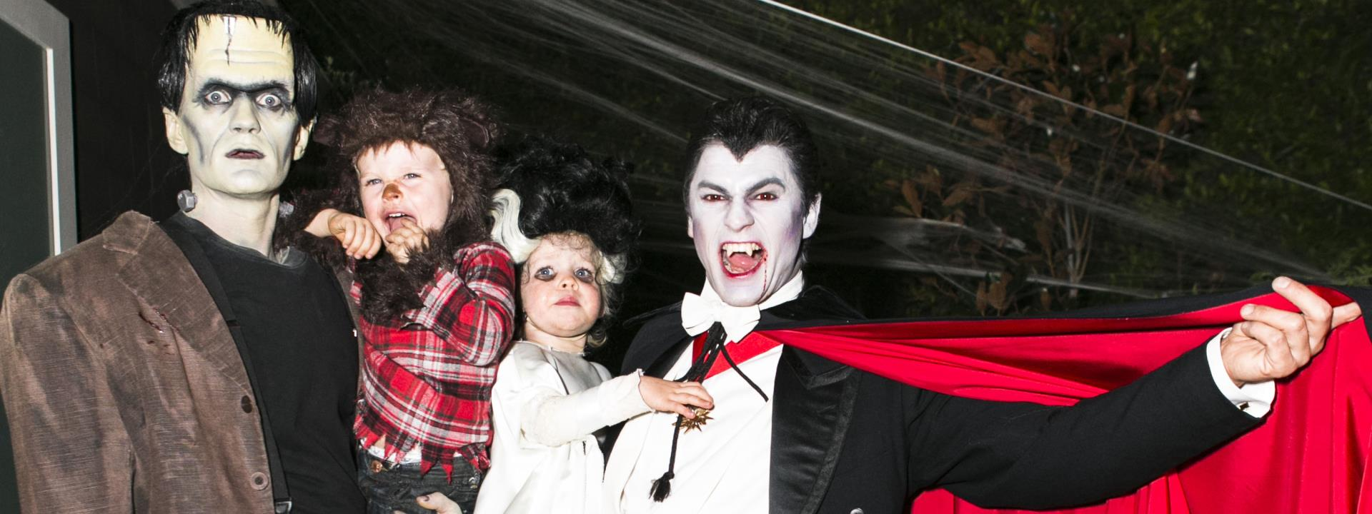 David Burtka and Neil Patrick Harris' Halloween Party - Furthermore