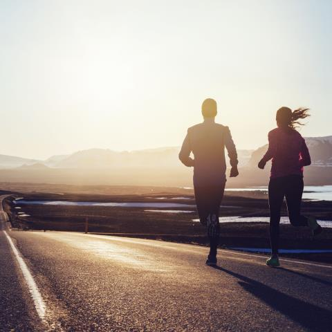 exercise, marriage, relationship, fitness, running, together, couple