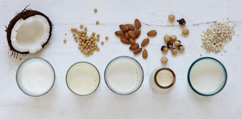 nut milk, pregnancy, dairy alternatives, cow milk, dairy, iodine,