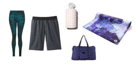 yoga, fall, athletes, clothes