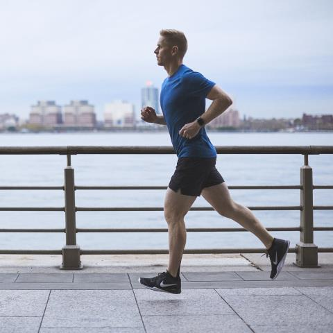marathon, weight, train, mind, body, experiment,