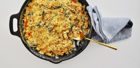 mac and cheese, holidays, cheese, thanksgiving, sodium citrate, hack, tips, recipes, food,