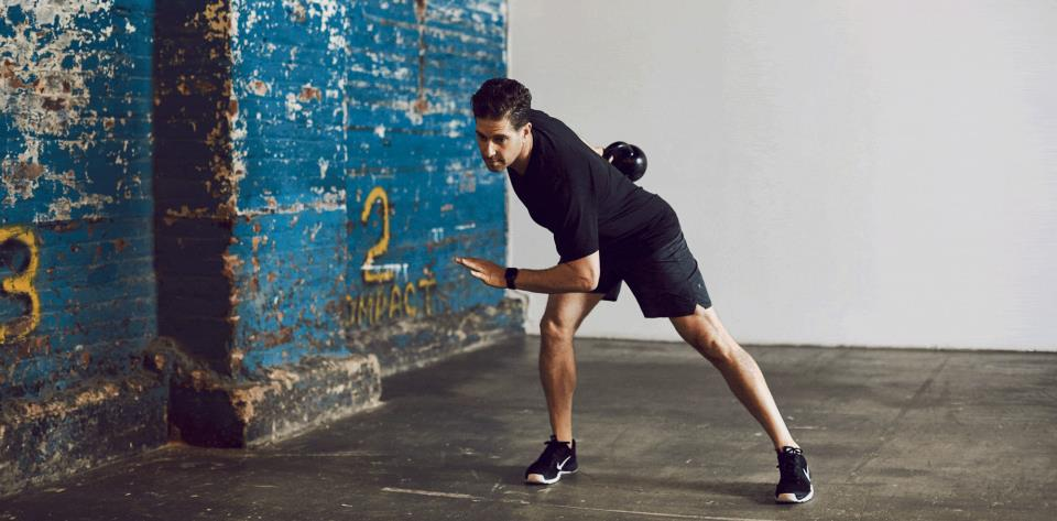 New Ways to Swing a Kettlebell