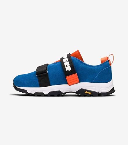 Fronteer Aqua Solo Blueway Sneakers