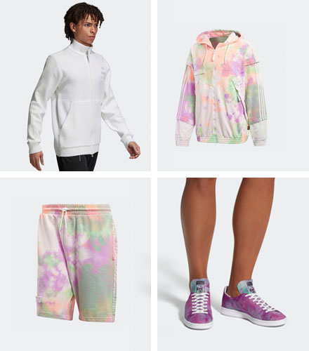Adidas and Pharrell William's Hu Holi collection