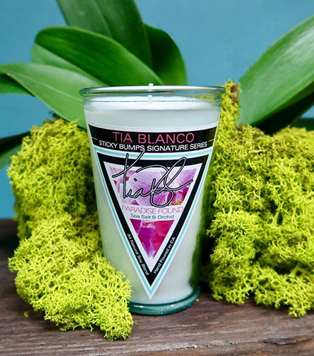 Sticky Bumps Tia Blance Signature Candle