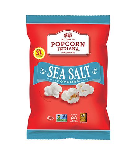 Popcorn Indiana Sea Salt