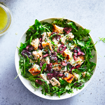 CHICKEN TAPENADE SALAD