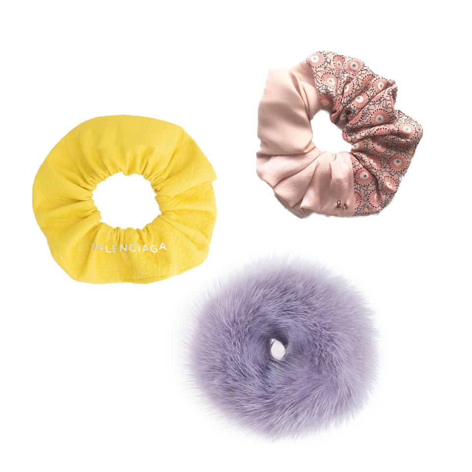 Hair Care  Hair Bands (Scrunchies) To Stop Hair Damage - Furthermore 94d46045ee9