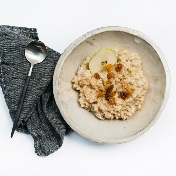 Chai Spiced Oatmeal