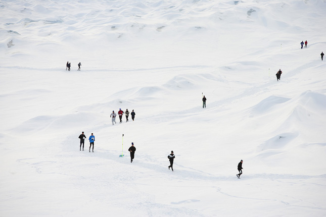 The Polar Circle Marathon