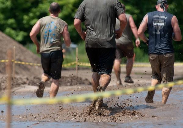Muddy Marathon