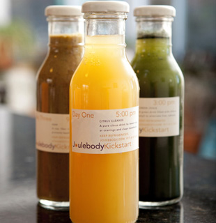 Joulebody's Green Juice