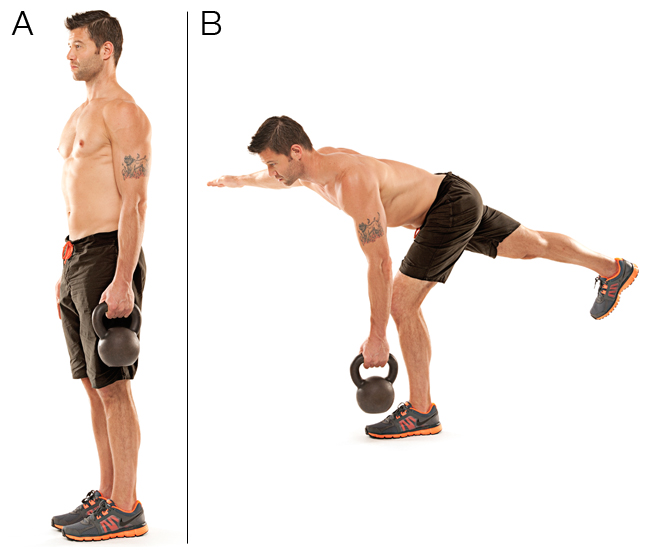 Single-Leg Deadlift Balance