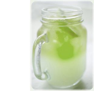 Matcha water