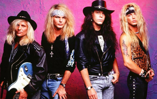 Poison, Brett Michaels