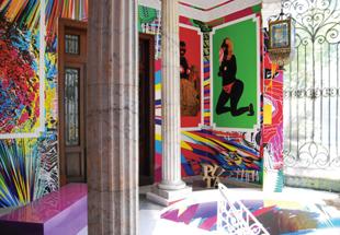 galleries in La Roma