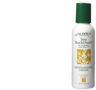 Aubrey Organics Sea Buckthorn and Cucumber Face Cream with Ester C
