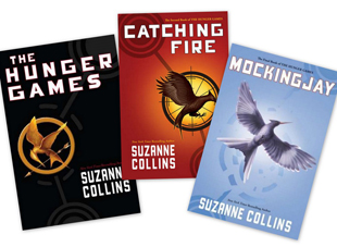 Catching Fire + Mockingjay hunger games
