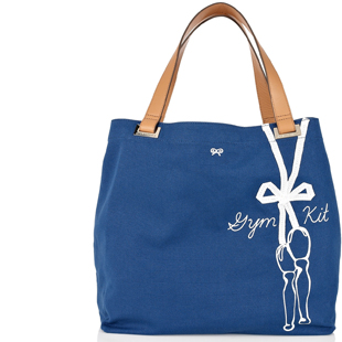 Anya Hindmarch Gym Bag