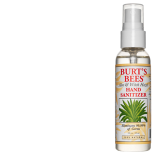 Burt's Bees Aloe & Witch Hazel Hand Sanitizer