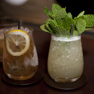 The NoMad Hotel bar