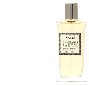Fresh Cannabis Santal perfume
