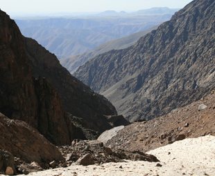 Mountain Climbing in the Atlas Mountains