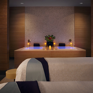 Trump Luxury , The Spa at Trump, Chicago