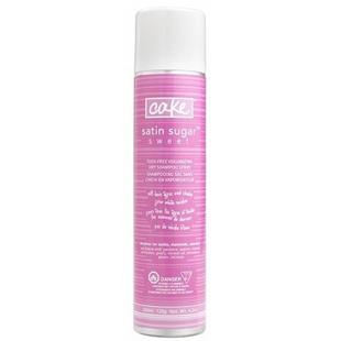 dry shampoo, hair, hair care, beauty, lifestyle, Cake Satin Sugar Sweet Fuss-Free Volumizing Dry Shampoo