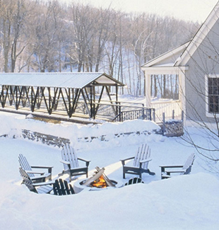 Twin Farm, Vermont