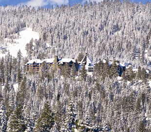 Ritz Carlton Lake Tahoe, California