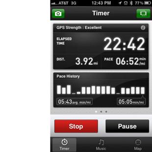 RunTracker App