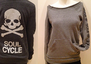 Soul Cycle pullover