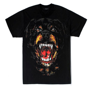 Givenchy Rottweiler t-shirt