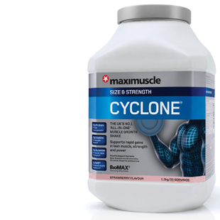 Maximuscle Cyclone