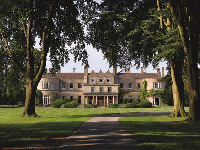 Lucknam Park Hotel & Spa  Wiltshire, UK