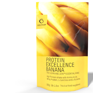 Protein Excellence Banana by Bodyism