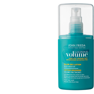 John Frieda Luxurious Volume Blow Dry Lotion Root Booster