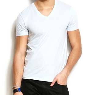 Armani Exchange Pima V necks