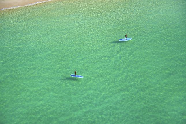 Dubai Paddle Boarders