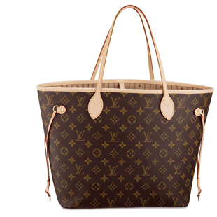 Louis Vuitton Neverfull Hand