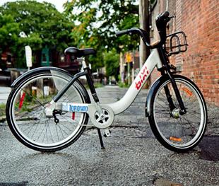 vacation, trip, travel, healthy trip, toronto, canada, TIFF, Toronto International film festival, q by equinox, toronto cycle, biking,  bike,