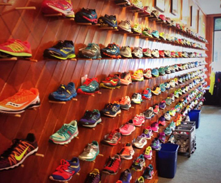 48 hours in cambridge, massachusetts, marathon sports, best of boston, footwear, sneakers, running shoes