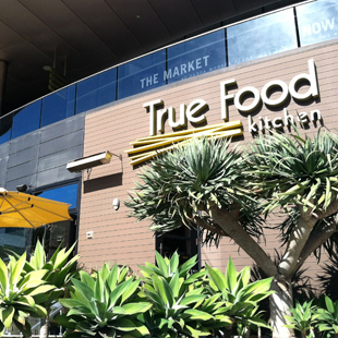 true food kitchen, santa monica, california, holistic health, Dr. Andrew Weil, food, nutrition, eating, health, body, kale salad, healthy take out, q by equinox