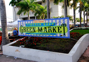 Miami, Florida, Art Basel, healthy, lifestyle, fitness, nutrition, Lincoln Road Farmer's Market