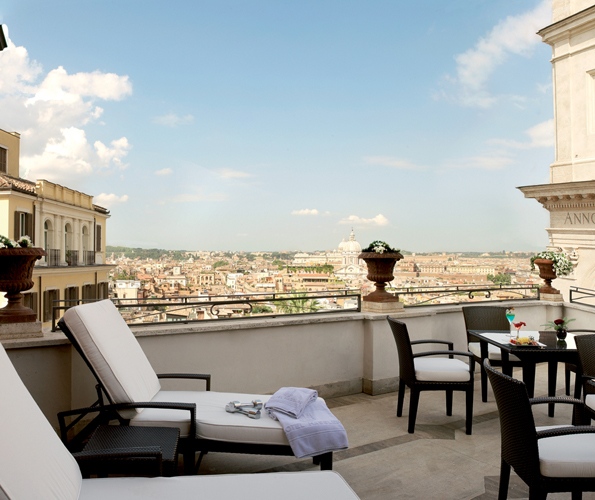 Q by Equinox, Gyms with a view, luxurious gyms, workout, fitness, body, health, travel, destinations, the , rome