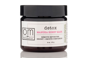 Om Aroma & Co, Detox Manuka Honey Mask,  skin, beauty, face